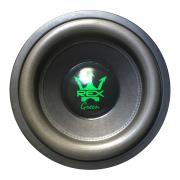 "Subwoofer  Magnum 12"" Rex Green 1200W RMS 4 Ohms"