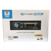 Auto Rádio Honesty TP-7202BT com 2 entadas USB e Bluetooth