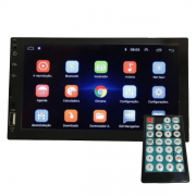"Central Multimídia Digital de 7"" Touch Screen 7023"