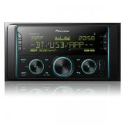 Central Multimídia Pionner MVH-S628BT com Bluetooth