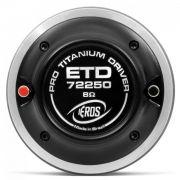 Driver Eros Titanium 125W RMS 8 Ohms ETD72250