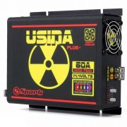 Fonte Carregador Usina 60A Battery Meter