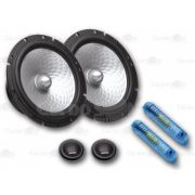Kit Alto Falante Diamond Bravox 2 Vias 6'' 140W RMS 4 Ohms CS60D