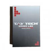 Lâmpada Smart Led H8 Tay Tech 8000 Lúmens