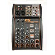 Mesa de Som Expert Electronics MX2 8 Canais - 2 Vias