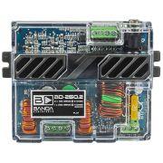 Módulo Amplificador Banda 250.2 Canais 2 Ohms