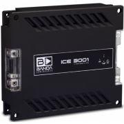 Módulo Amplificador Banda ICE 3001 1 Canal 1 Ohms