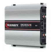 Módulo Amplificador Class D Taramps DS 800x4 800W 4 Canais 2 Ohms