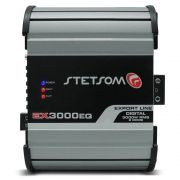 Módulo Amplificador Stetsom EX 3000 EQ 1 Canal 2 Ohms