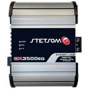 Módulo Amplificador Stetsom EX3500EQ 1 Canal 2 Ohms