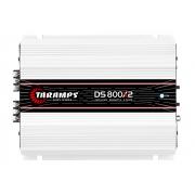 Módulo Amplificador Taramps DS 800x2 2 Canais 2 Ohms