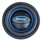 "Subwoofer Shocker Ultravox Lethal 10"" 500w Rms 4+4 Ohms"
