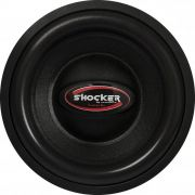 "Subwoofer Shocker Ultravox Twister 10"" 750w Rms 4+4 Ohms"