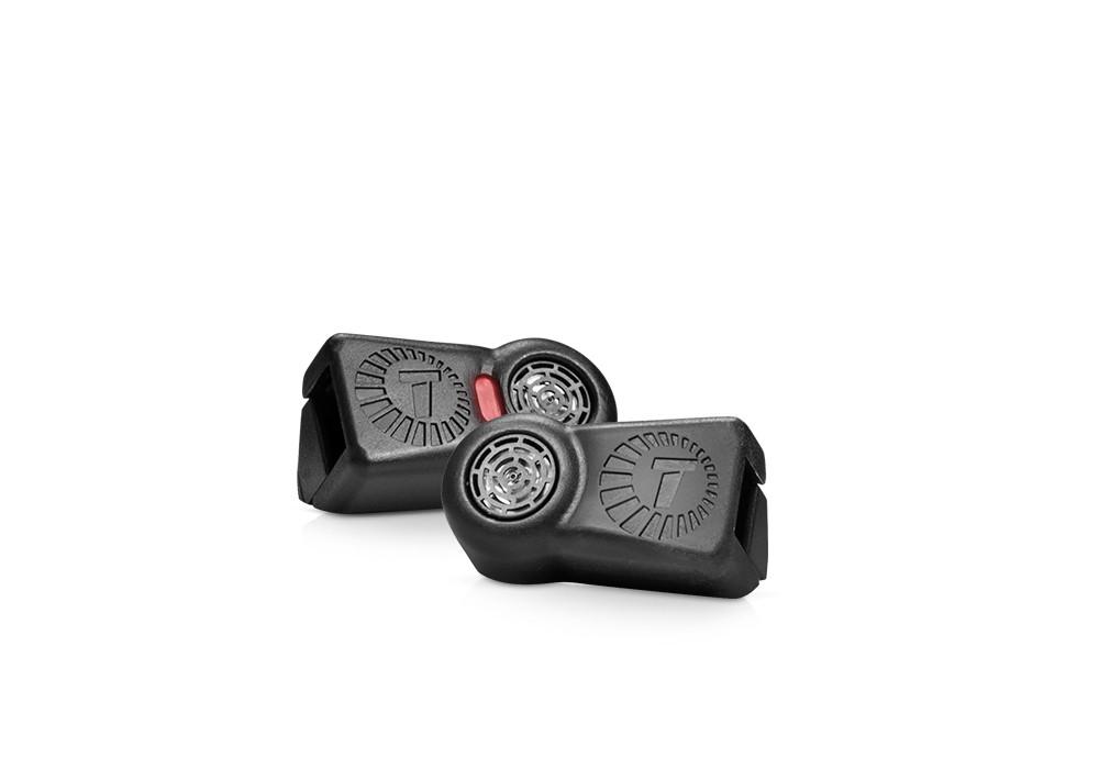 Alarme Taramps TW20 G4 com 1 controle TR2-P, 1 controle canivete TR3C e 1 Sirene dedicada