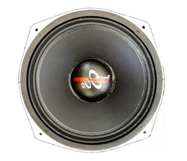 "Alto Falante HardPower 10"" 400 HP 800W 8 Ohms"