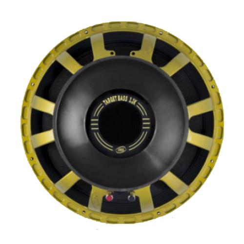 """Alto Falante Eros 18"""" Target Bass 3K3 3300W 4 Ohms"""
