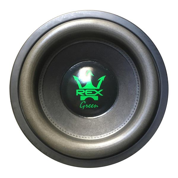"Subwoofer  Magnum 12"" Rex Green 850W RMS 4 Ohms"