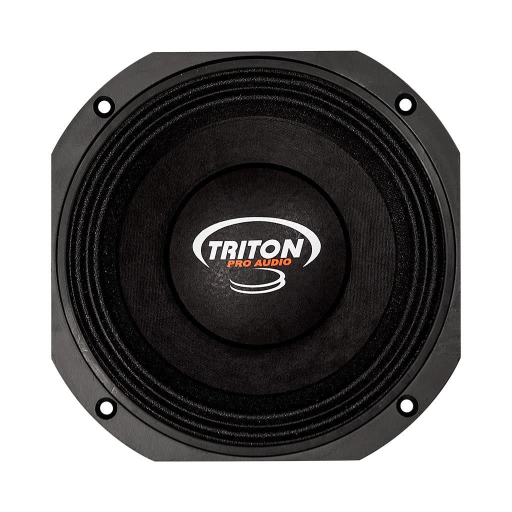 "Alto Falante Triton 8"" 300W RMS 8 Ohms Pro Audio 8 XRL 600"