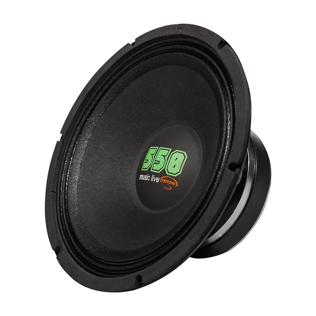 """Alto Falante Triton 12"""" Pro Audio TR 550 Médio Grave 1100W 4 Ohms"""