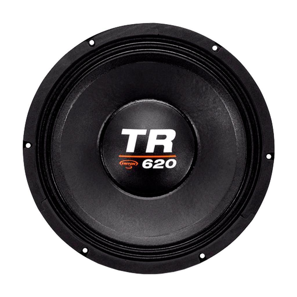 """Alto Falante Triton 12"""" Pro Audio TR 620 Médio Grave 1240W 8 Ohms"""