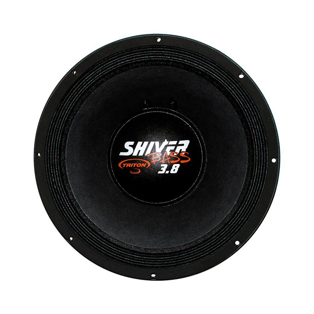 "Alto Falante Triton 18"" 3.800W 4 Ohms Woofer Shiver Bass"