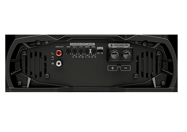 Módulo Amplificador Digital Stetsom Vulcan 8000W 1 Canal 2 Ohms