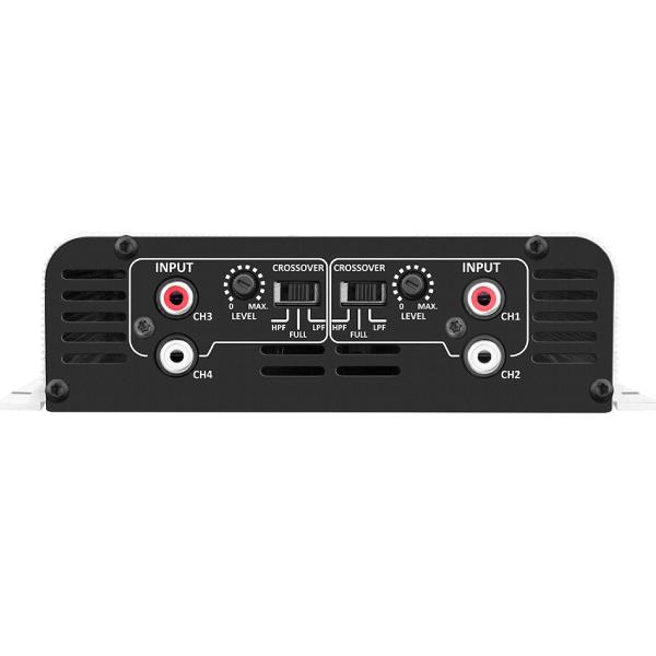 Amplificador Taramps Class D DS440x4 4 canais 2 Ohms