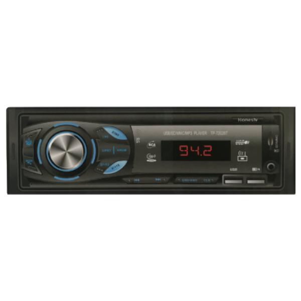 Auto Rádio Honesty TP-7202BT com 2 entadas USB e Bluetooth
