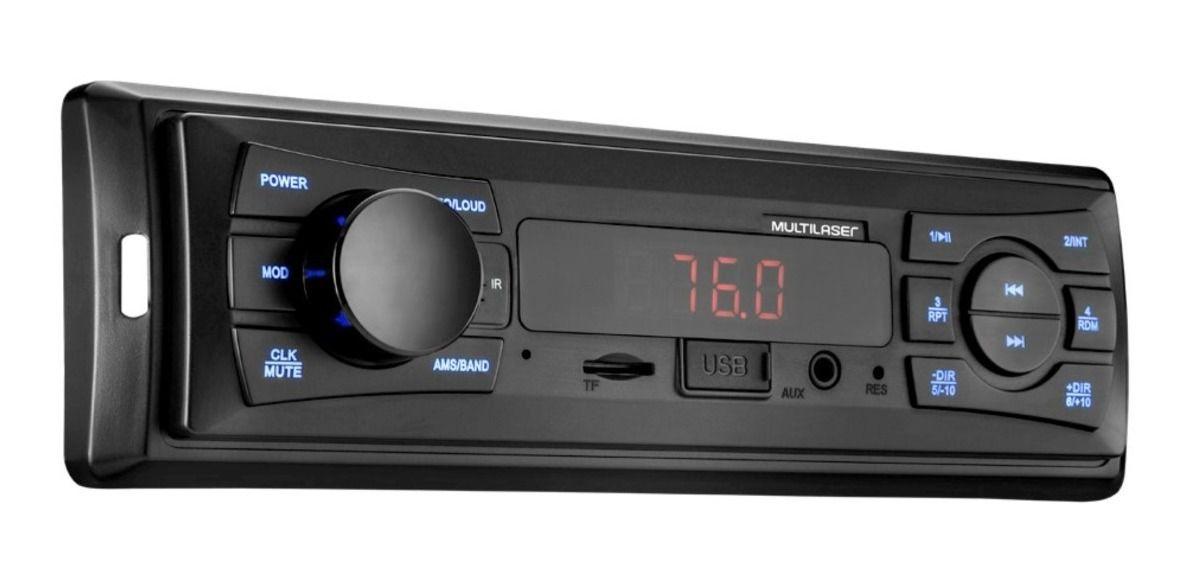 Auto Rádio Multilaser Vibe