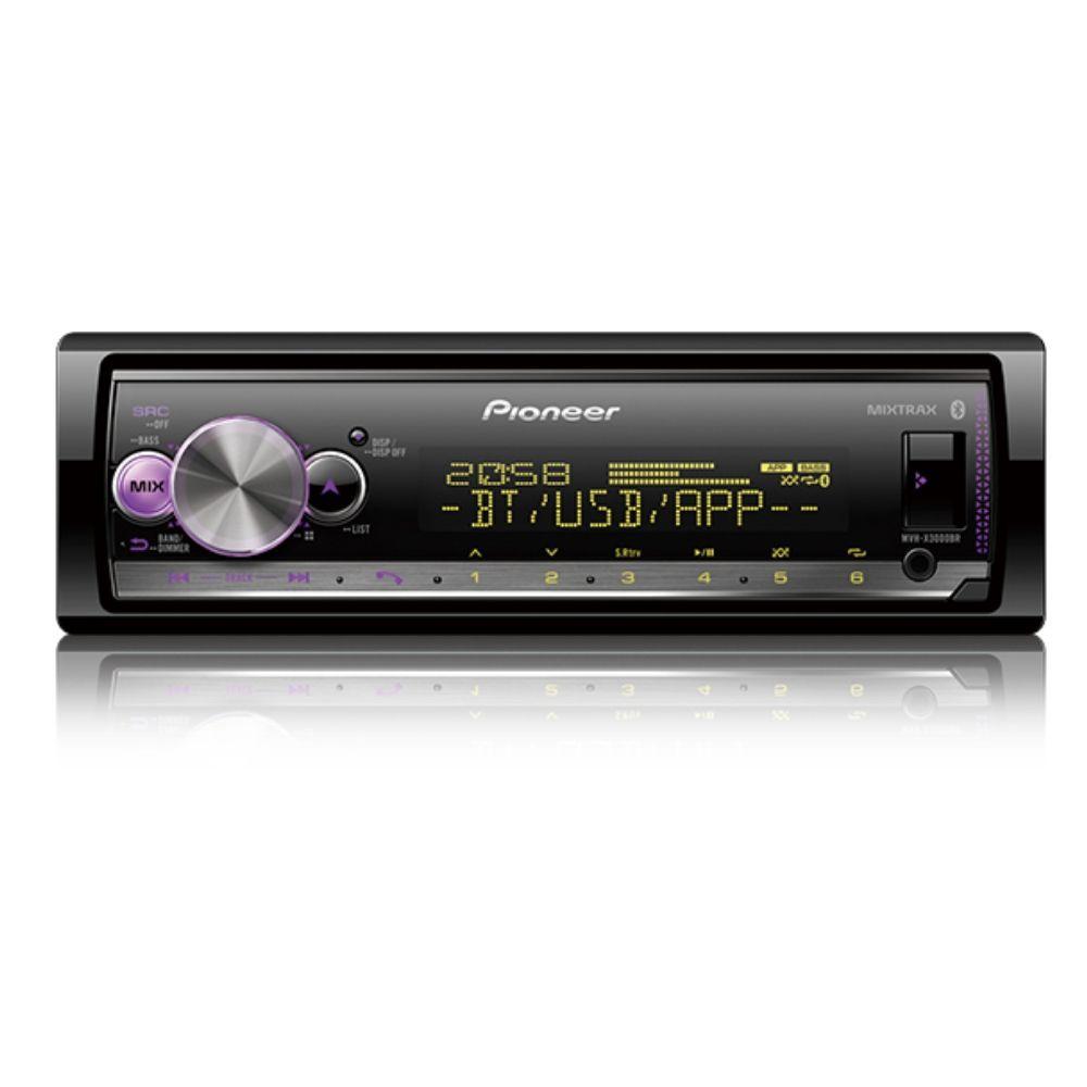 Auto Radio Pioneer MVH-X3000BR