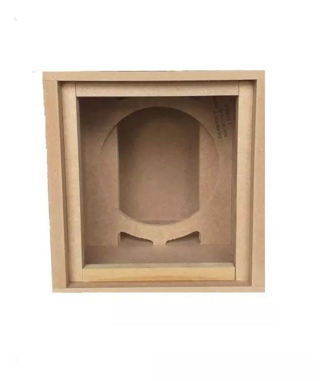 "Caixa de Médio Grave Euclides 10"""