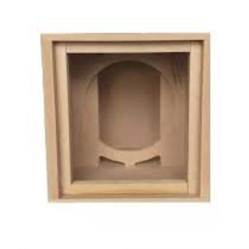 "Caixa de Médio Grave Euclides 12"""