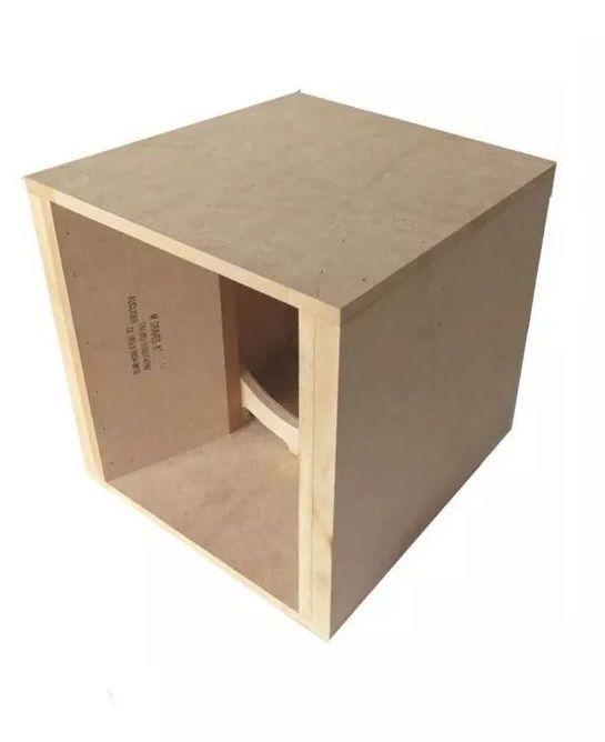 "Caixa De Médio Grave Euclides 6"""