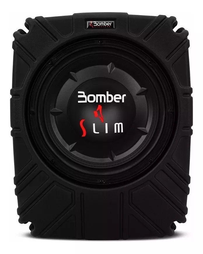 "Caixa Selada Bomber Slim 10"" Passiva 200W"