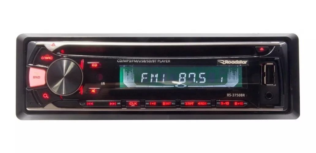 CD Player Roadstar RS 3750 BR