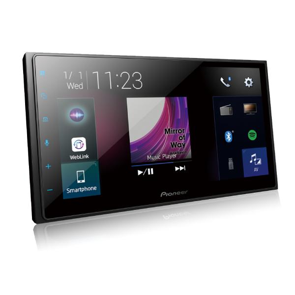 Central Multimídia Pioneer DMH-Z5380TV com Bluetooth