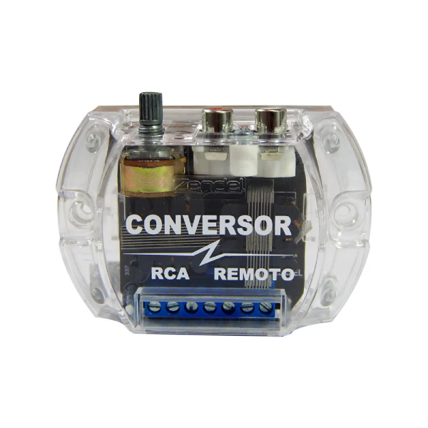 Conversor RCA Remoto Zendel
