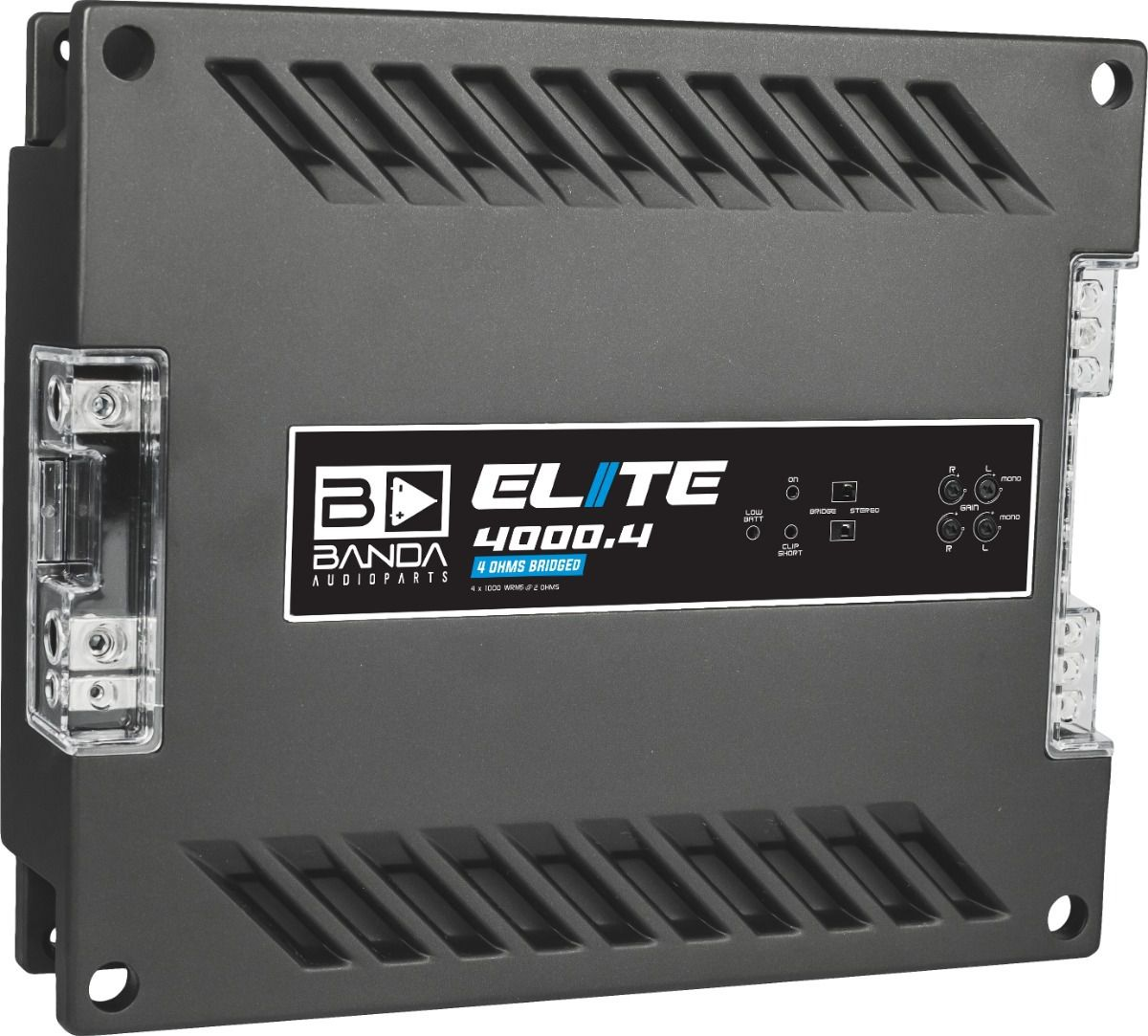 Módulo Amplificador Banda Elite 4000 4 Canais 2 Ohms