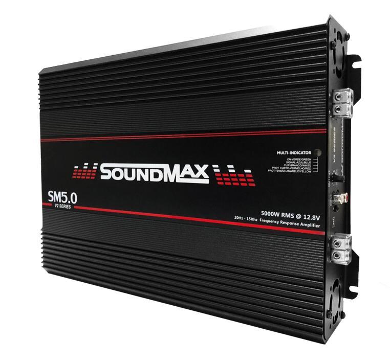 Módulo SoundMax 12V 5.0 2 Ohms