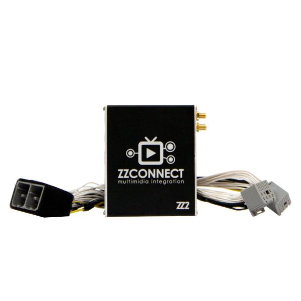Desbloqueio de vídeo com TV Full HD para Chevrolet ZZC-MYLINK3-X ZZ2