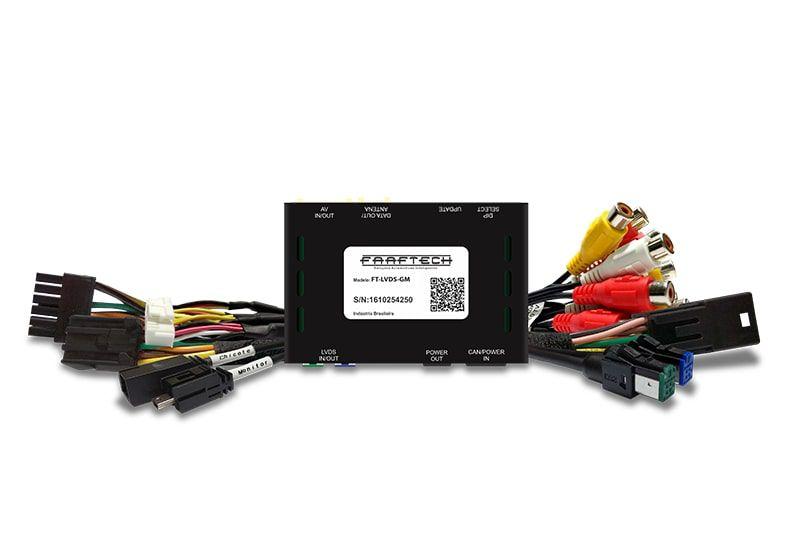 Desbloqueio Faaftech Trailblazer / S10 / Cruze FT-LVDS-GM