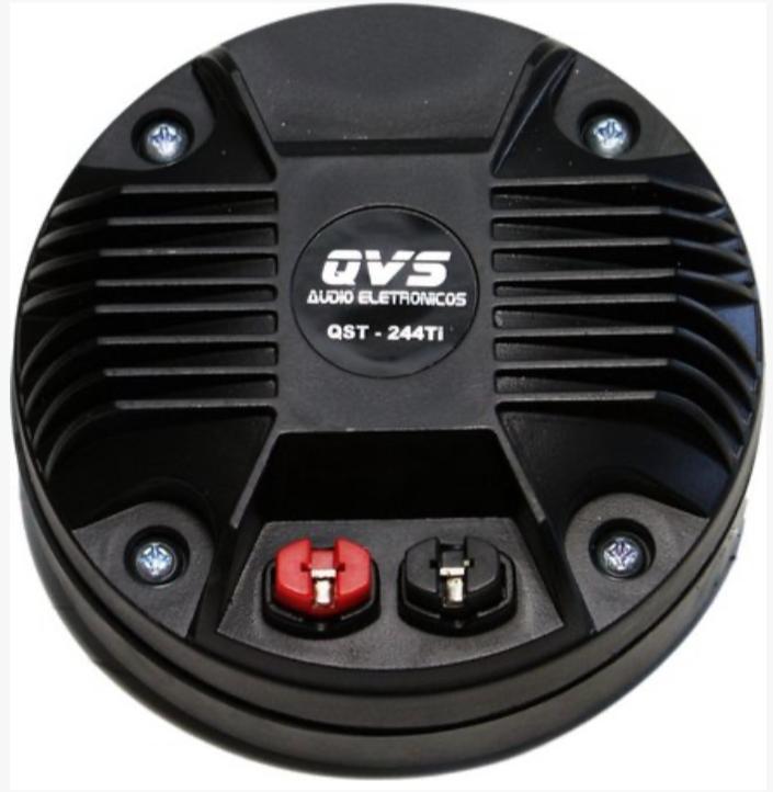 Driver QVS 244TI Titanium 160W 8 OHMS