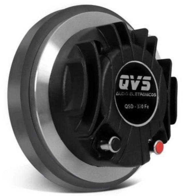 Driver QVS 75W RMS 8 Ohms QSD370FE