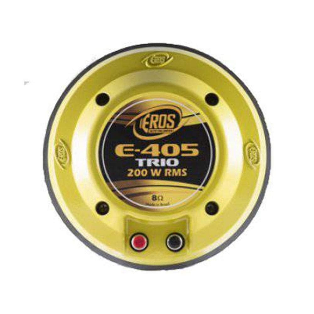 Driver Eros E-405 Trio 400W 8 Ohms