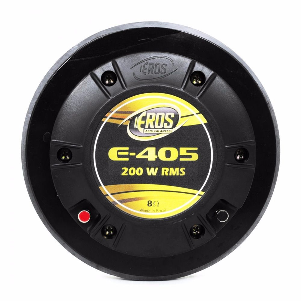 Driver Fenólico Eros 200w Rms 8 Ohms E405