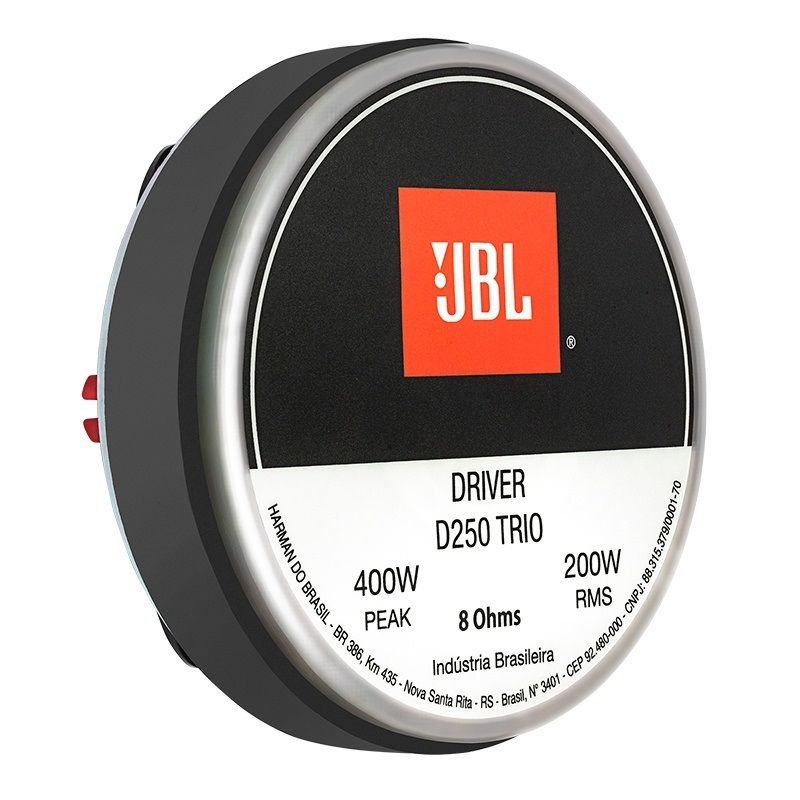 Driver JBL Selenium 200W RMS 8 OHMS D250 TRIO