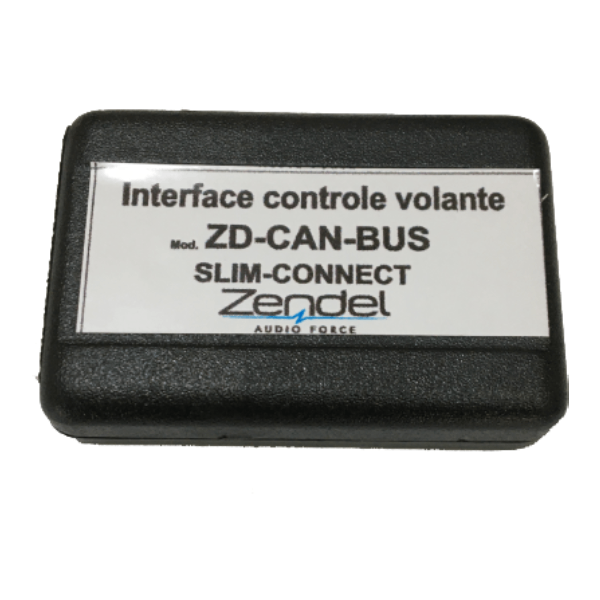 Interface Controle Volante da Zendel ZD-CAN-BUS v1.0