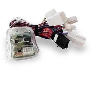 Interface de vidro Flexitron para o Corolla XEI / GLI / Altis Híbrido FCT-VRD-TY-CR4.4