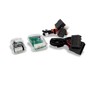 Kit Interface de vidro Flexitron para o Civic g10 2017 / CRV18 SAFE-KIT-HN-CV4.3