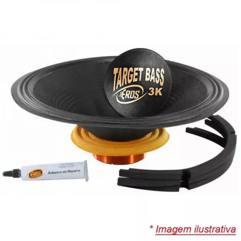 Reparo Eros 18'' 4 Ohms Target Bass 3.0k